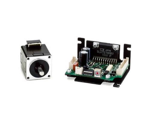 標準小型マイクロステップドライバ&ステッピングモータ