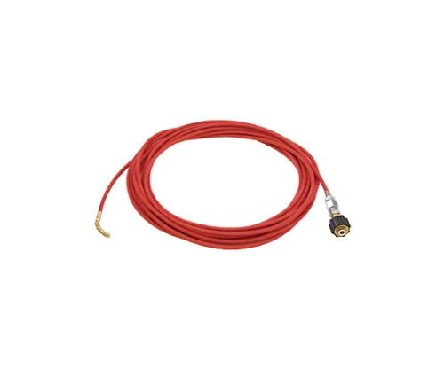 PS洗管ホース 8/60・8.5/60用 20m Qカプラ HD00139