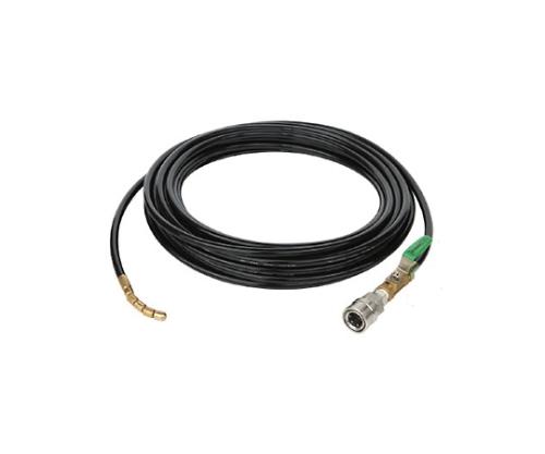 1/4洗管ホース エンジン式吐出量21L/分用 20m 1タッチC HD08008