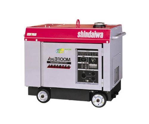 IDG3100ME 防音型 発電機