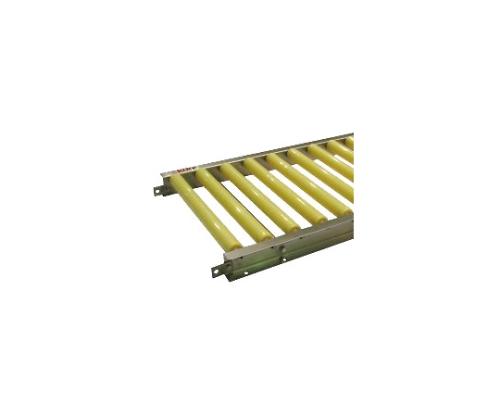 [取扱停止]樹脂ローラコンベヤ JRU4208型 100W×75P JRU4208100730