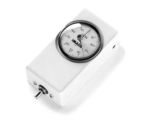[取扱停止]特殊型メカニカルフォースゲージ圧縮専用コンパクトタイプ UKK50N