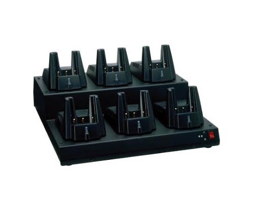 [取扱停止]6連式急速充電器 VAC6200A