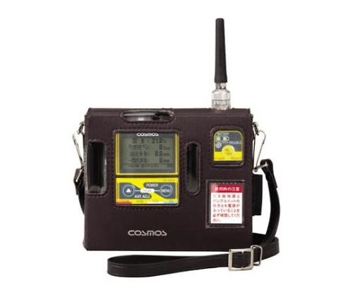 [取扱停止]吸引ポンプ付マルチ型ガス検知器 XP4300H