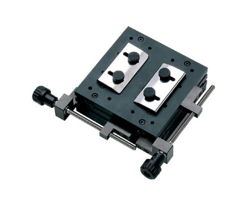 [取扱停止]その他のアタッチメント薄型X-Yテーブル XY500N