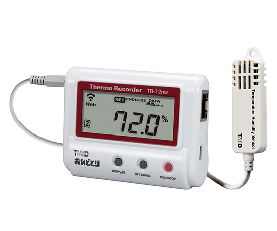 ONDOTORI Thermo-Hygro Data Logger (Wired LAN) and others