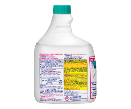 キッチン泡ハイターつけかえ用 業務用 1000mL 塩素系除菌漂白剤