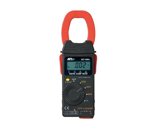 交流デジタルクランプメーター MT-600A