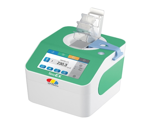 [Discontinued]Ultramicro-Spectrophotometer Nanoex NanoEX