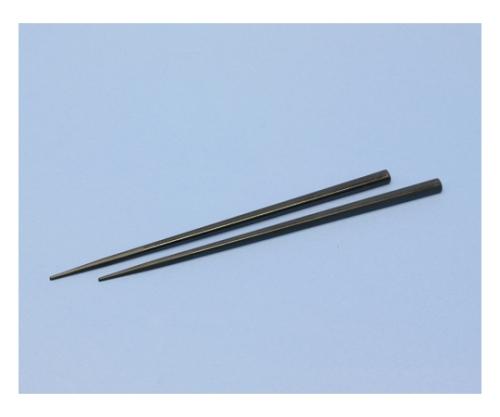 金剛箸 22.5cm ブラック 211158