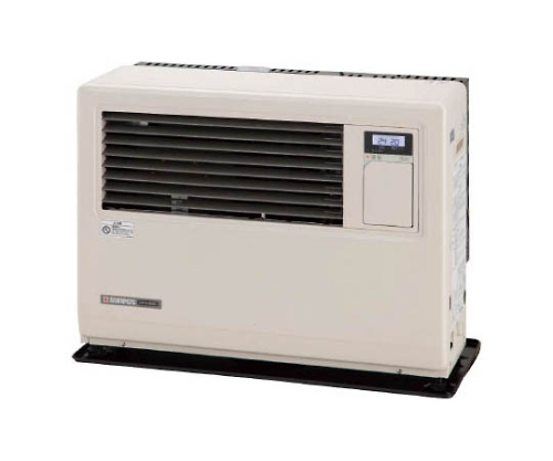 FF式石油温風暖房機 29-46畳用 FF11000BFN