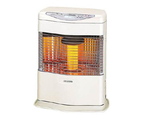 [取扱停止]FF式石油暖房機 コンパクトタイプ クールトップ 14kg FFR384BLM