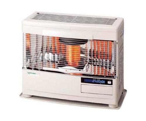 FF式石油暖房機 ホワイト 27kg FFR709KFLW