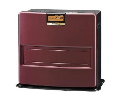 [取扱停止]石油ファンヒーター 0.72~4.62kW/h エレガントブラウン 13.4kg FHVX4615BYT