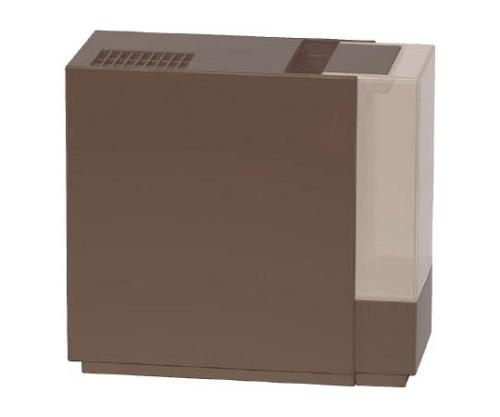 [取扱停止]気化式加湿器 シンプル&コンパクト ブラウン HDES215T