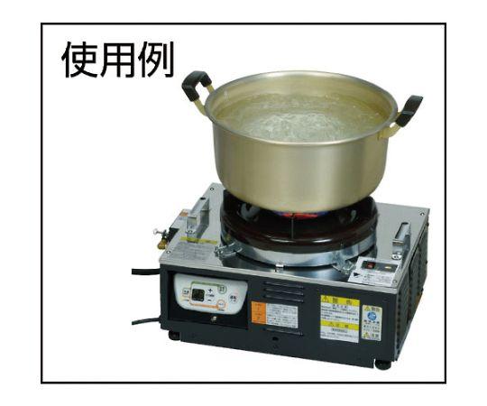 防災用煮炊き兼暖房用バーナー本体 K-8A