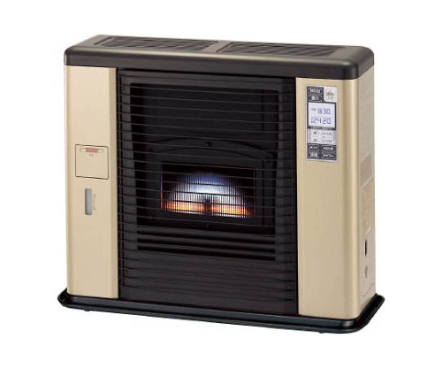 FF式床暖内蔵タイプ石油暖房機 18-29畳用 33kg UFH703RXL