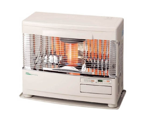 床暖内蔵タイプ石油暖房機 密閉配管タイプ UFH993TBFM