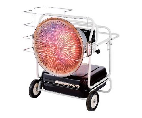 [取扱停止]赤外線ヒーター(50Hz)タイヤ付 KH5115
