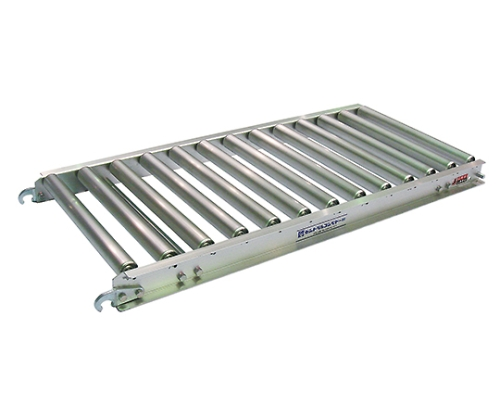 アルミ製フリーローラコンベヤ ALR3808 300WX50PX1500L