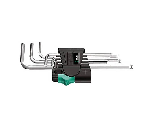 950PKL/7BSMN ヘックスキーセット 1.5-6mm