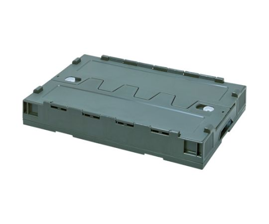 ロック付フタ一体型オリコン OC-50L OD 5LRFSOD