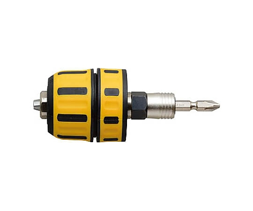 ビット交換式 ラバードリルチャック 1.0~10mm
