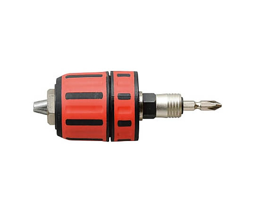 ビット交換式 ラバードリルチャック 1.5~13mm