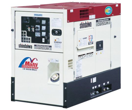 DGM150UMK 大型ディーゼル発電機
