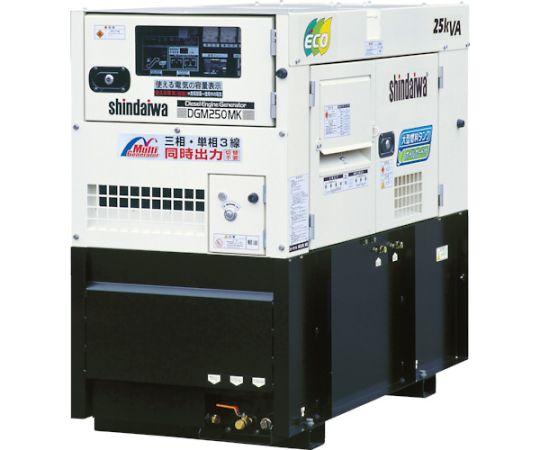 DGM250MKP大型エンジン発電機