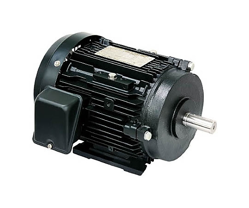 高効率モータ プレミアムゴールドモートル FBKA21E-4P-11KW