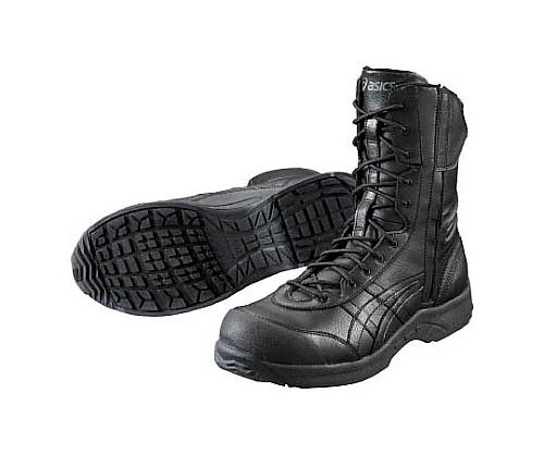 ウィンジョブ500 ブラックXブラック 22.5cm 等