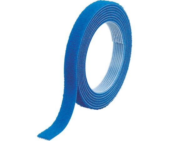 マジックバンド®結束テープ両面 幅10mmX長さ10m青 MKT-10100-B