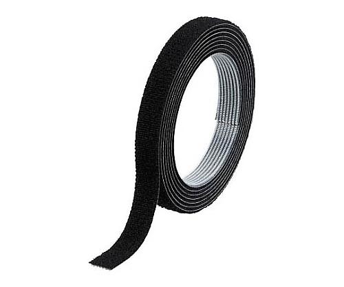 マジックバンド結束テープ 両面 幅40mmX長さ1.5m 黒