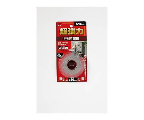 超強力両面テープ粗面用20×1 T4591