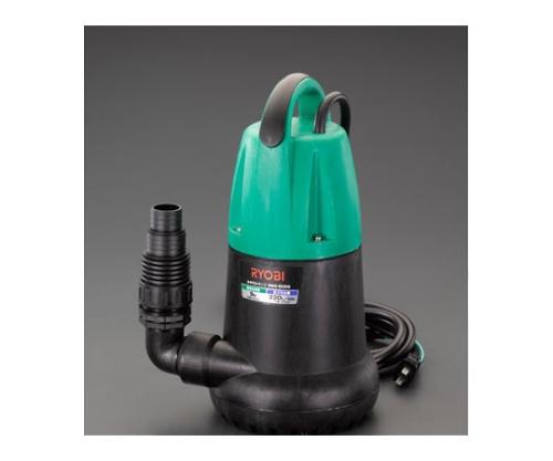 AC100V(60Hz)/50mm水中ポンプ(汚水用) 9m EA345CC-60