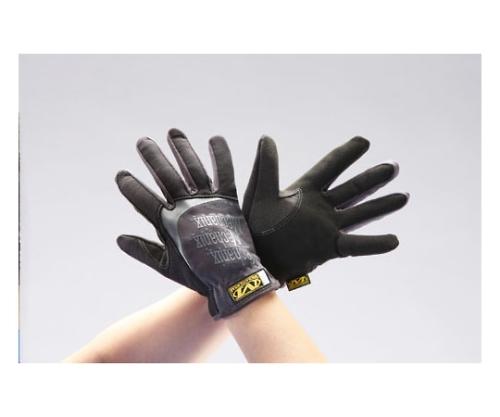 手袋・メカニック(合成革/黒)