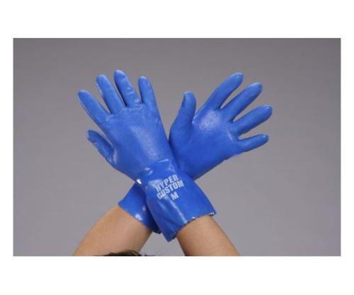 手袋(塩ビ・ニトリルゴム) [L] EA354DC-72
