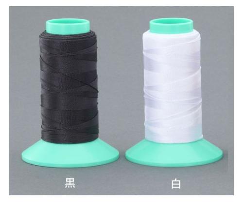 #30×2000m縫糸(ポリエステル製/白)