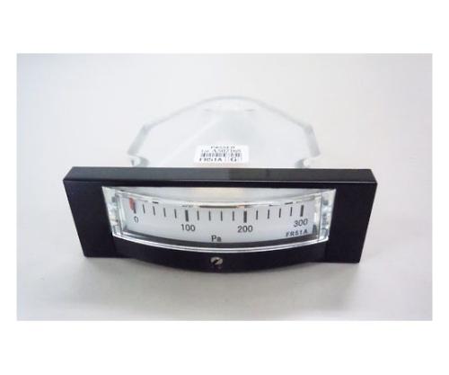 微差圧計(横目盛形)