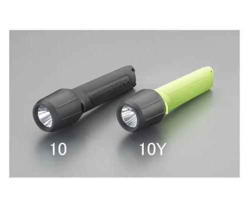 [単3×4本]フラッシュライト/LED(防爆構造・黒)