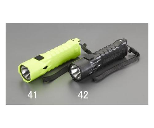 [単3×3本]フラッシュライト/LED(防爆構造/黄)