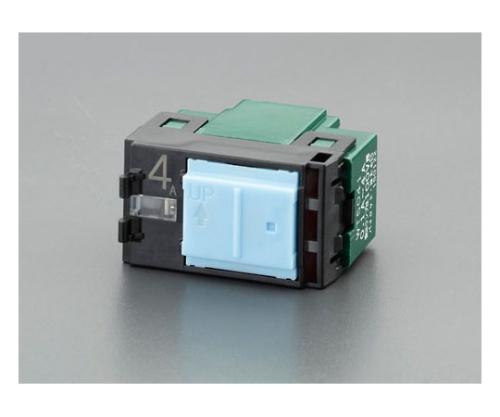 パイロット・ほたるスイッチ(片切) 100V/4A EA940CD-311