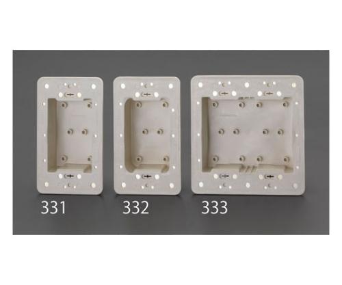 防気・防塵カバー(アウトレットボックス用) EA940CE-332