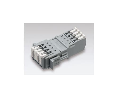 スクリューレス端子台(3P) 300V/5A EA940DM-73A
