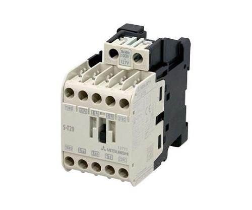電磁接触器(非可逆/標準形) 100V/200V4.0Kw EA940MW-82A