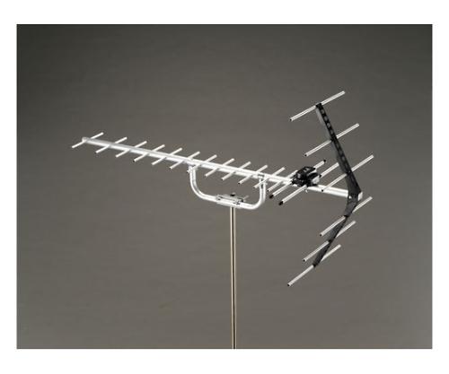 UHFアンテナ(デジタル放送対応) EA940P-1A
