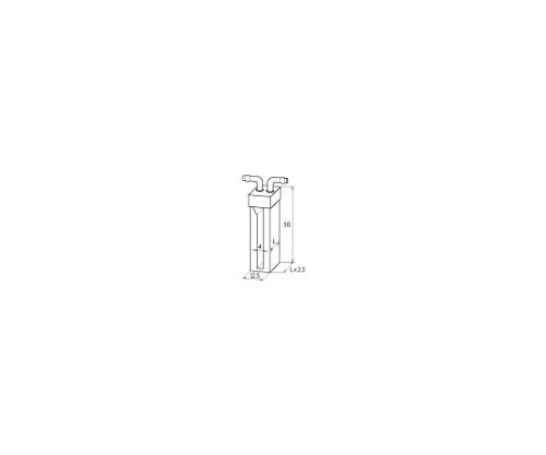 標準蛍光セル(石英)