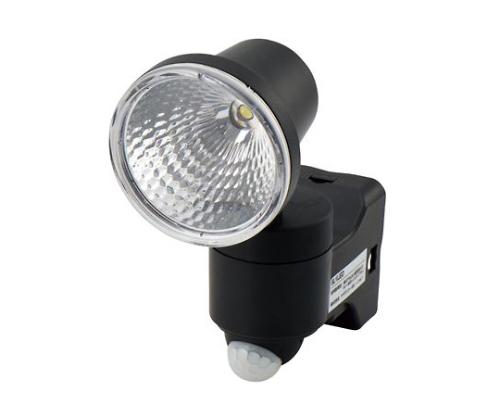 乾電池式1W 1LEDセンサーライト