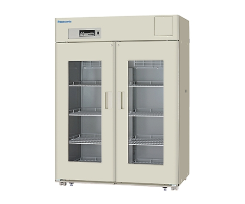 [取扱停止]研究用保冷庫 1440×830×1950mm 棚可変タイプ MPR-1411-PJ